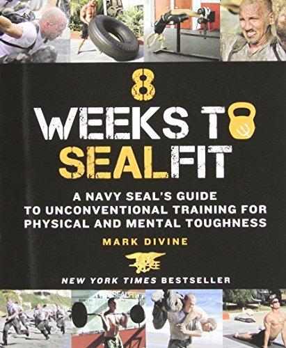 8 Weeks to SEALFIT by Mark Divine (4-Jun-2014) Paperback
