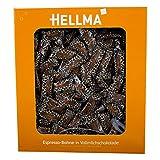 Hellma Espresso-Bohne in Vollmilchschokolade