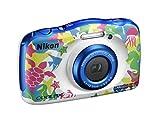 Nikon Coolpix W100 Marine Kompaktkamera (6,9 cm (2,7 Zoll), 13,2 Megapixel) mehrfarbig - 5
