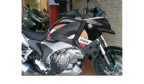 Adh/ésifs 3D Protections Lat/éral Compatible Moto Honda Crosstourer Style Repsol