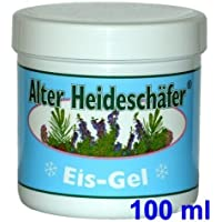 KrauterhoF Ice massage gel spearmint, menthol & camphor 100ml Anti flu by GERMANY preisvergleich bei billige-tabletten.eu