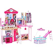 Amazon Fr Grande Maison Barbie