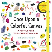 ONCE UPON A COLORFUL CANVAS LT