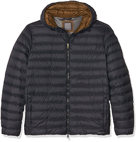 Geox Herren Man Down Jacket DARK NAVY/MILITARY   F4416