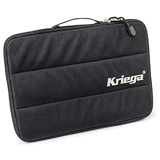 Kriega Kube Notebook Tasche Schutzhülle Sleeve Schwarz Für Laptop MacBook Bis 17 Zoll, KKNBK/KKLPT, Größe bis 13