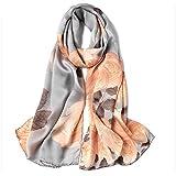 BNMY Silk Seidenschal Der Frauen Silk Silk Silk Silk Satin Walk Silk Silk Women Silk Satin Women Silk Satin,Colour5#