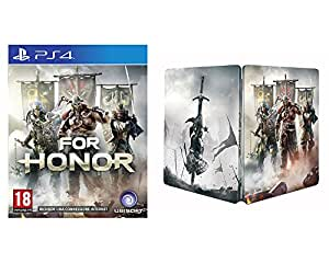 For Honor + Metal Case - Special Limited Esclusiva Amazon - PlayStation 4