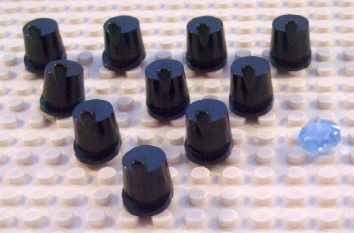LEGO PIRATEN - 10x Shako / Hut für Soldaten + ein blaues ()