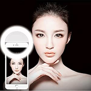 AGE CARE Selfie Ring Light with 36 LED Lights for Night Darkness Selfies