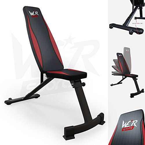 we-r-sports-fi100-flat-incline-weight-bench-black