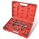 vidaXL Vario Mutternschlüssel Kappenschlüssel Nutmutter-Zapfenschlüssel Werkzeug