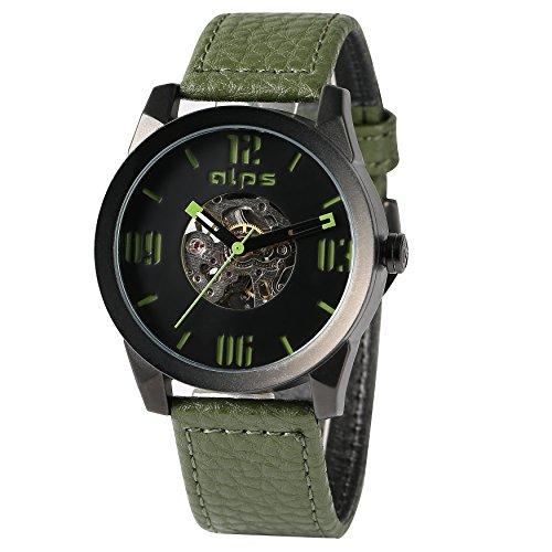 alps-uomo-casual-scheletro-meccanico-automatico-in-vera-pelle-orologio-impermeabile-verde