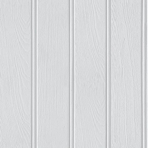 Arthouse Opera Zunge & Groove Grau Tapete 694300-Holzverkleidungen Verkleidungen