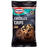 Dr. Oetker Dark Chocolate Chips, 100g