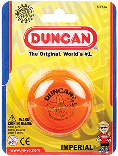 Duncan YoYo Imperial, farblich sortiert