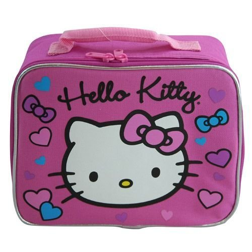 Hello Kitty Pink Bows Lunch Bag [1 Retail Unit(s) Pack] - KZ3083759 by UP