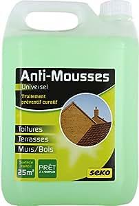 Anti-mousse universelle Humidivore - 5 L - SEKO 305554