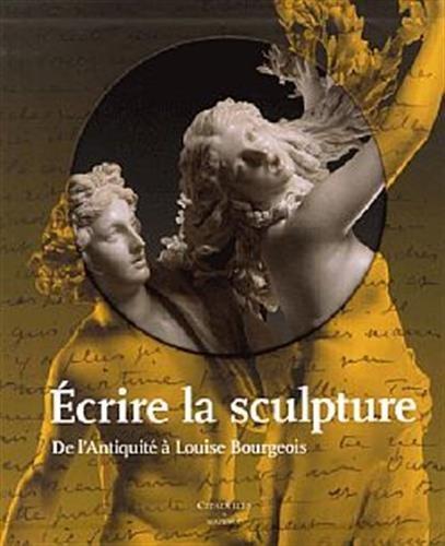Ecrire la sculpture par Sophie Mouquin