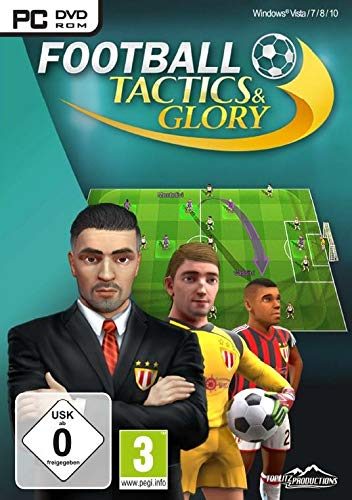Football, Tactics + Glory