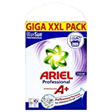 Ariel Professional Colorwaschmittel Pulver 265 WL Waschpulver, Waschmittel Giga Pack XXL