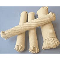 25m metre traditional cotton clothes line