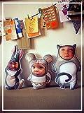Babyspielzeug, Spielzeug Kissen, Kleinkindspielzeug, Kuschelkissen, Kindergeschenk,