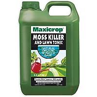 Maxicrop pmklt4tl 2,5litros Moss Killer y césped Tonic–verde