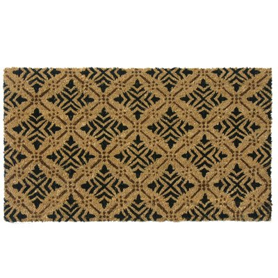rubber-cal-24-inch-by-57-inch-classic-fleur-de-lis-french-matting-double-door-mat
