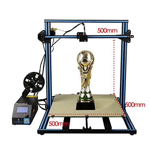 SainSmart CR-10 Imprimante 3D Prusa I3 DIY Kit Super grande taille d'Impression 500 x 500 x 500 mm