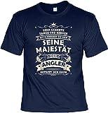 Angler T-Shirt lustiger Angel Zubehör für den Hobby Angler - der Angler - Papa Geschenk Geburtstagsgeschenk Geschenkidee Weihnachten Freizeit Gr: XXL