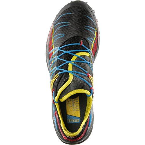 La Sportiva Mutant Scarpe Da Trail Corsa - SS16 Blu/Giallo/Rosso