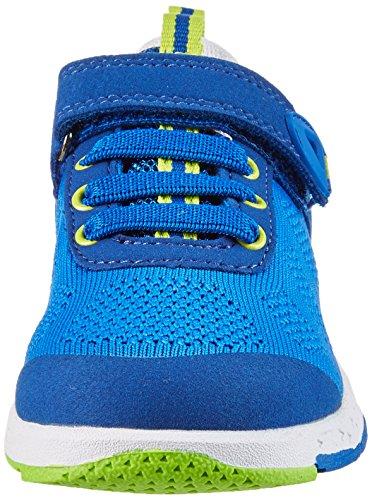 Lurchi - Leno, Pantofole Bambino blu (blu reale)