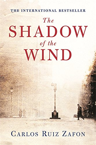 Book cover for The Shadow of the Wind