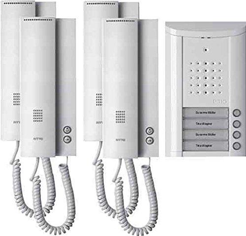 Ritto by Schneider Wired intercom systemWhite
