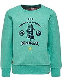 Lego Wear Jungen Ninjago Saxton 302-Sweatshirt