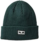 Obey Subversion Beanie Dark Pine cappellino Skate surf Snow AI18