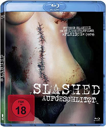 Slashed - Aufgeschlitzt [Blu-ray]