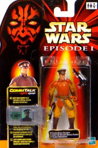 Naboo Royal Security + Commtalk Chip - Star Wars Episode I