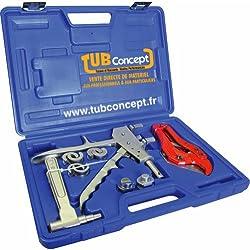 TUBConcept - Coffret Complet Pince à Glissement PER - Ø 12-16 - 20-25