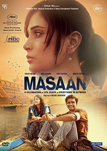 MASAAN (Hindi mit englischem Untertitel) Bollywood Film - 2015