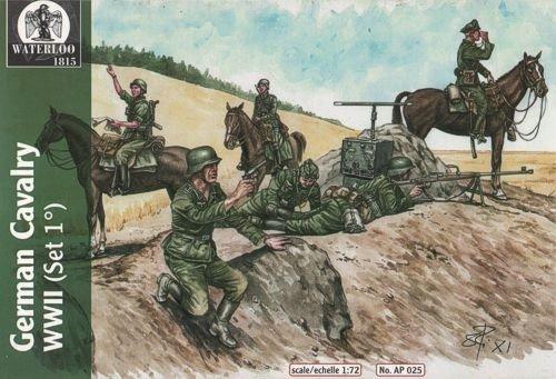 Waterloo 1815 - 1:72 Deutsche Kavalerie WW2 (Deutsch Hat Ww2)
