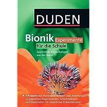 Bionik - Experimente für die Schule. DVD
