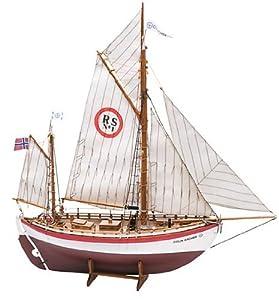 Billing Boats Barcos de facturación Modelo Kit - Colin Archer Barco RS1 - Escala 1:40 - 606 - Nuevo