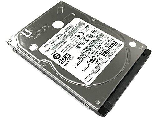 Toshiba mq02abd100h 1TB 5.400RPM 64MB Cache SATA 6,0GB/s Solid State Hybrid (SSHD) 6,3cm 9,5mm Notebook Festplatte-W/1Jahr Garantie (Zertifiziert aufgearbeitet) (Toshiba-festplatte Für Laptops)