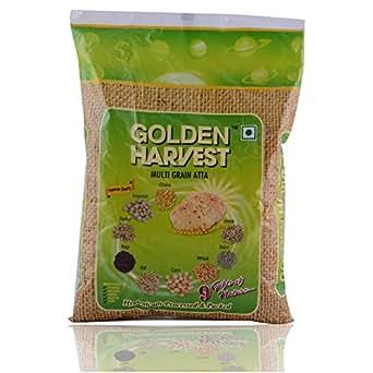 Golden Harvest Daily Multi Grain Atta, 1Kg