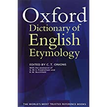 Oxford Dictionary of English Etymology