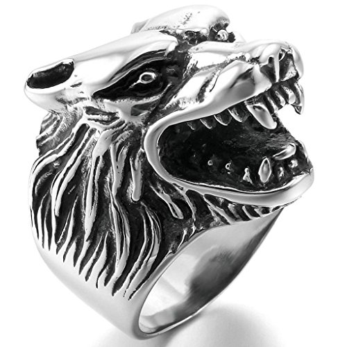 epinkifashion-jewelry-mens-stainless-steel-ringss-silver-black-wolf-head-gothic-biker-size-r-1-2
