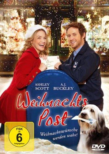 Weihnachtspost (Film-dvd Weihnachtskarte)