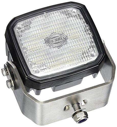 HELLA 1GA 995 606-071 Arbeitsscheinwerfer Ultra Beam LED Gen. II für Nahfeldausleuchtung, Anbau/ Bügel, 12V/24V