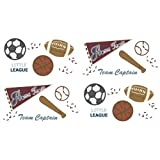 Cocalo Wall Decals, Sports fan by Cocalo